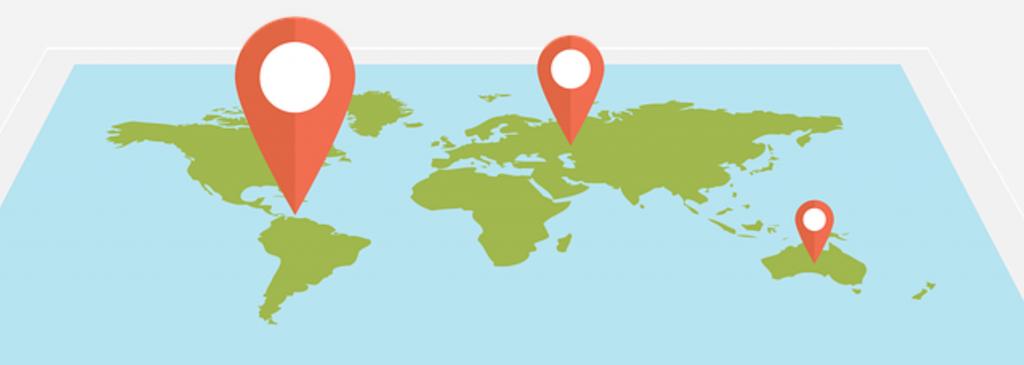 seo local google mapa