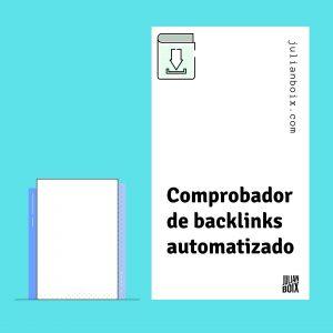comprobador de backlinks automatizado